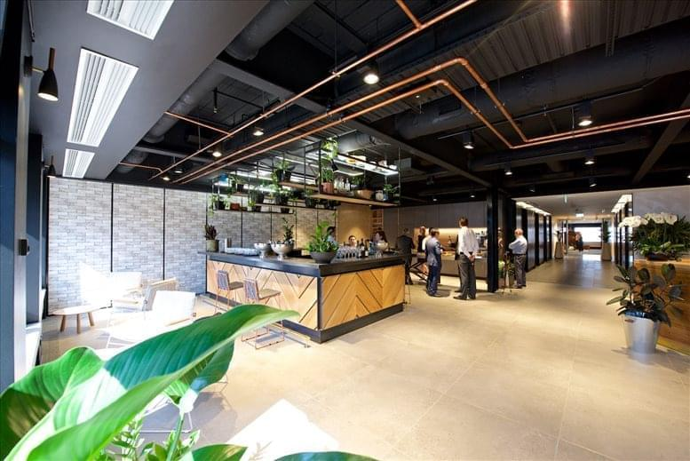 Picture of 385 Bourke Street, Level 14 Office Space available in Melbourne