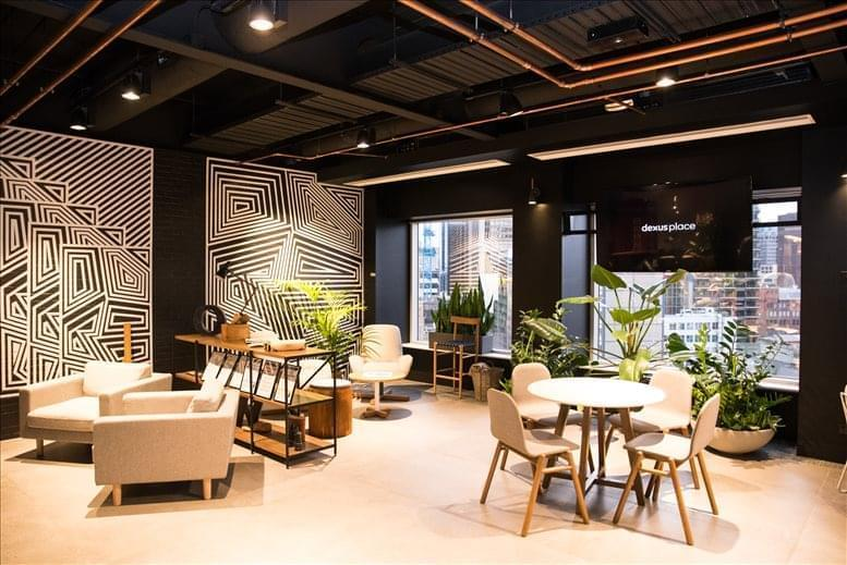 Photo of Office Space available to rent on 385 Bourke Street, Level 14, Melbourne