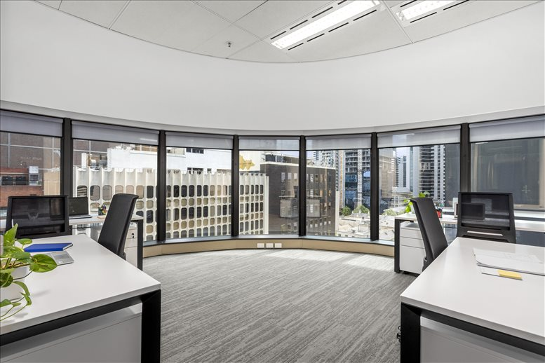 This is a photo of the office space available to rent on 200 Queen Street, Level 11-14