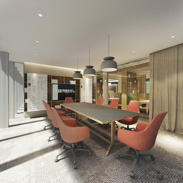 This is a photo of the office space available to rent on KPMG House, 161 Collins St, Paris End, CBD