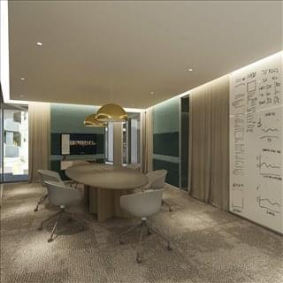 Office Space KPMG House