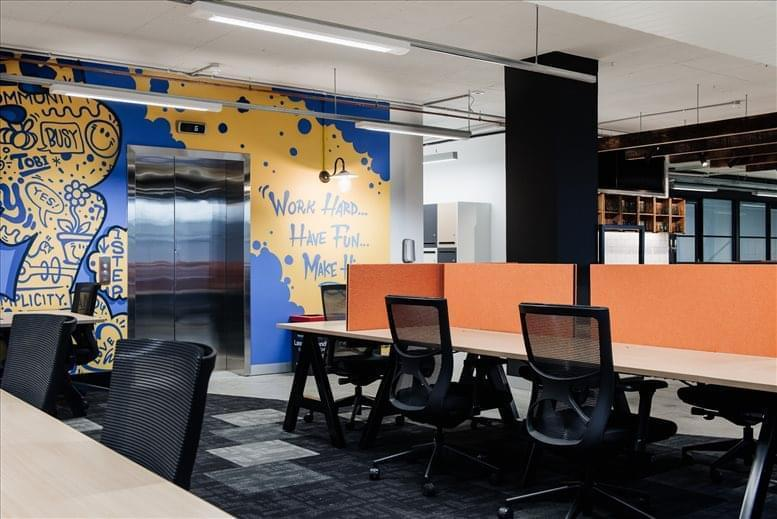 Office for Rent on Building X, 534 Church Street, Cremorne Melbourne