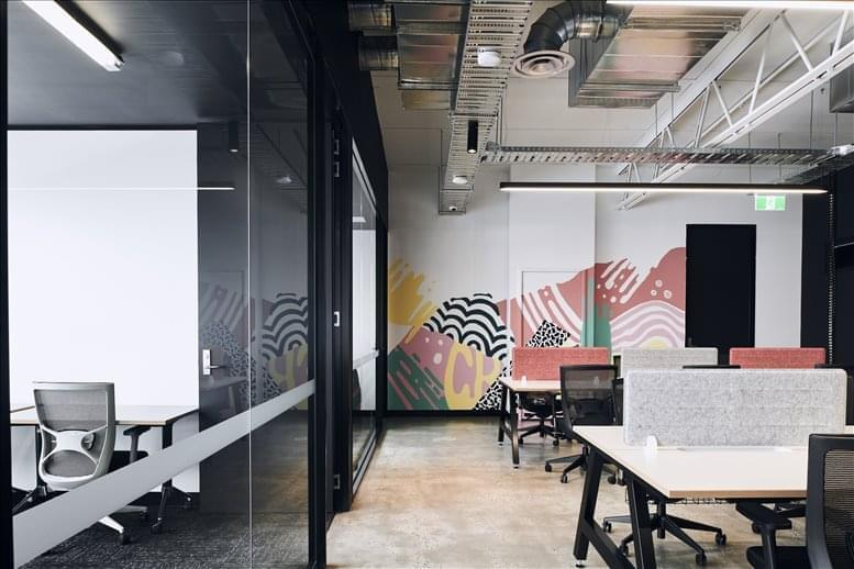 Photo of Office Space on 600 Glenferrie Road Hawthorn