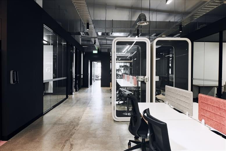Photo of Office Space available to rent on 600 Glenferrie Road, Hawthorn