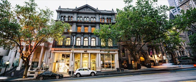 Georges Building, 162 Collins St, Paris End Office for Rent in Melbourne