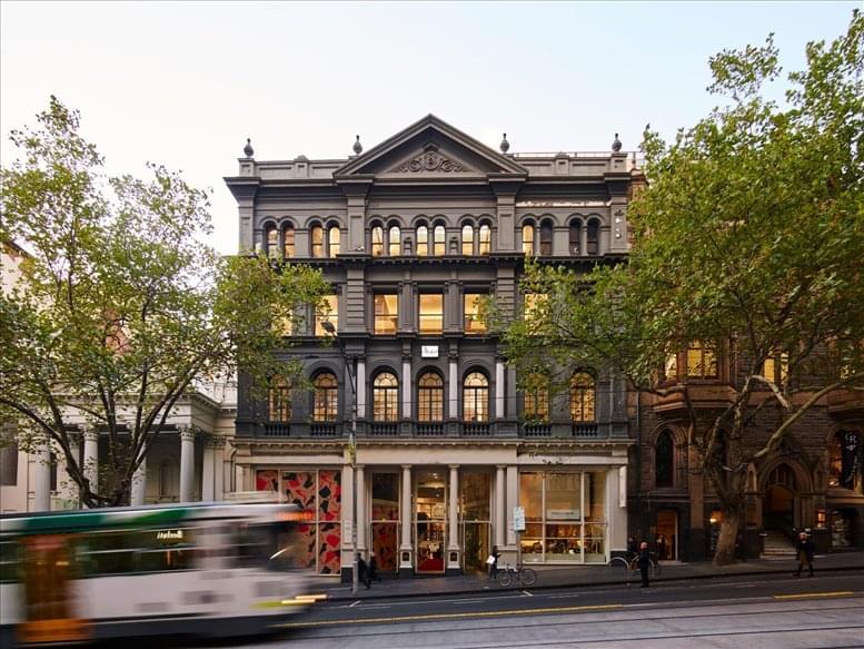 Photo of Office Space on Georges Building, 162 Collins St, Paris End Melbourne