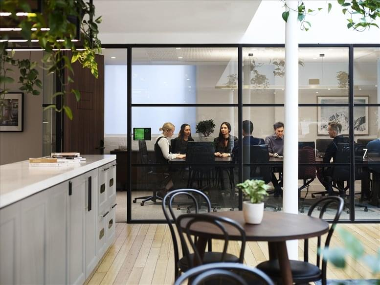 Picture of Georges Building, 162 Collins St, Paris End Office Space available in Melbourne