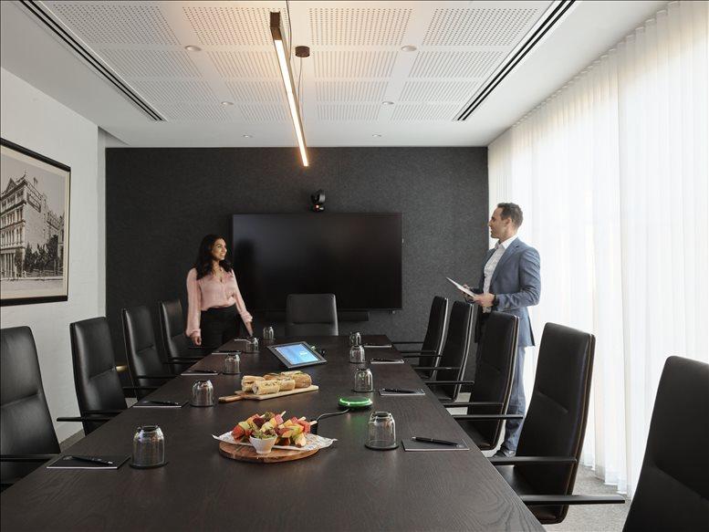Office for Rent on Georges Building, 162 Collins St, Paris End Melbourne