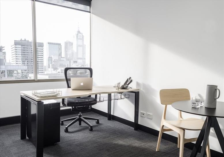 This is a photo of the office space available to rent on 456 Lonsdale St, Legal Precinct