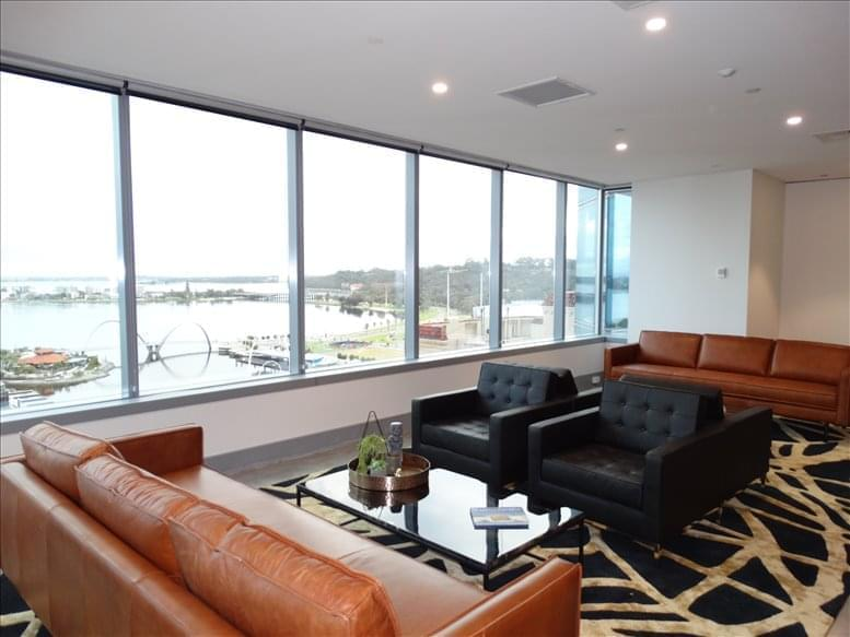 Exchange Tower, 2 The Esplanade, Level 17, CBD Office Space - Perth