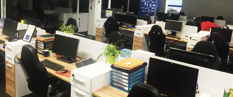 This is a photo of the office space available to rent on 273 Alfred St N, North Sydney