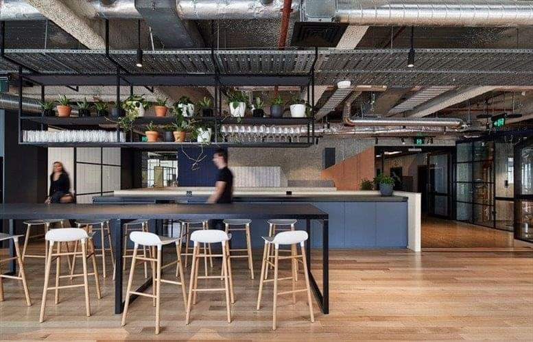This is a photo of the office space available to rent on 2 Southbank Boulevard, Level 19, Southbank