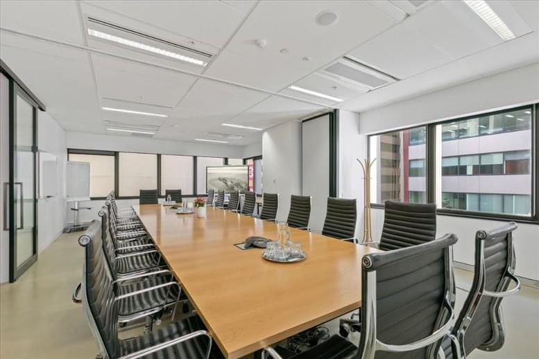 20 Bond Street Office Space - Sydney