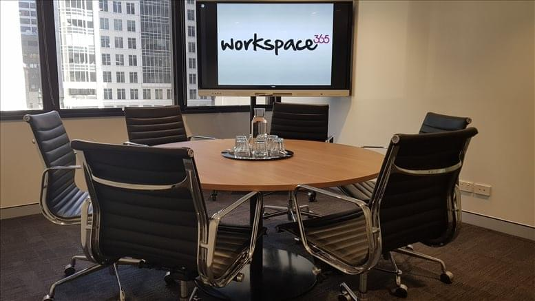 Office for Rent on Ultimate Office Solutions @ 20 Bond Street Sydney