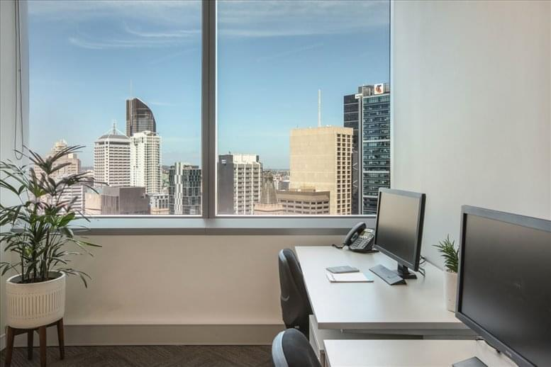 Photo of Office Space on Workspace 365 @ 179 Turbot Street, Level 21, Brisbane CBD Brisbane