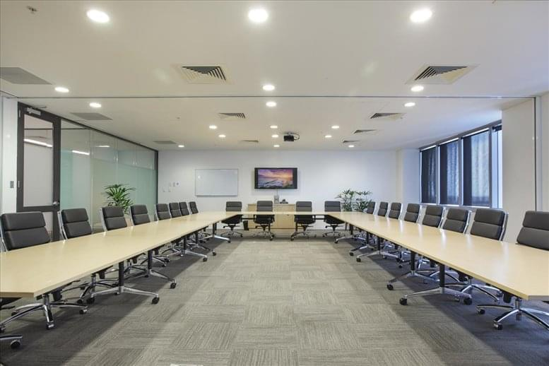 Workspace 365 @ 179 Turbot Street, Level 21, Brisbane CBD Office for Rent in Brisbane