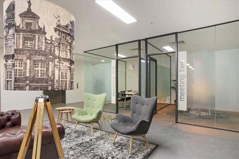 Office for Rent on Workspace 365 @ 179 Turbot Street, Level 21, Brisbane CBD Brisbane