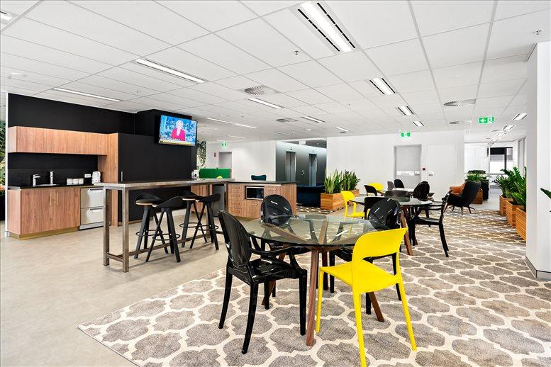 Emirates House, 167 Eagle Street, Level 9 & 14, Golden Triangle Office Space - Brisbane