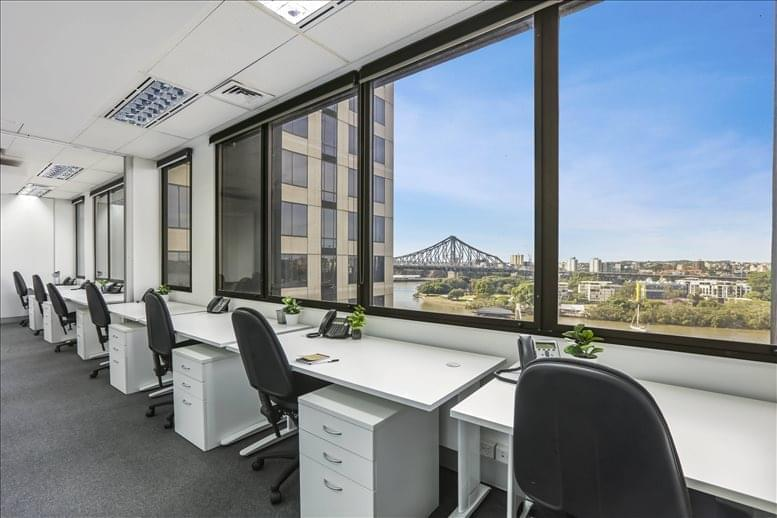 Photo of Office Space on Emirates House, 167 Eagle Street, Level 9 & 14, Golden Triangle Brisbane
