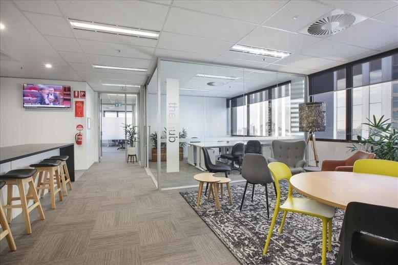 Emirates House, 167 Eagle Street, Level 9 & 14, Golden Triangle Office Space - Brisbane
