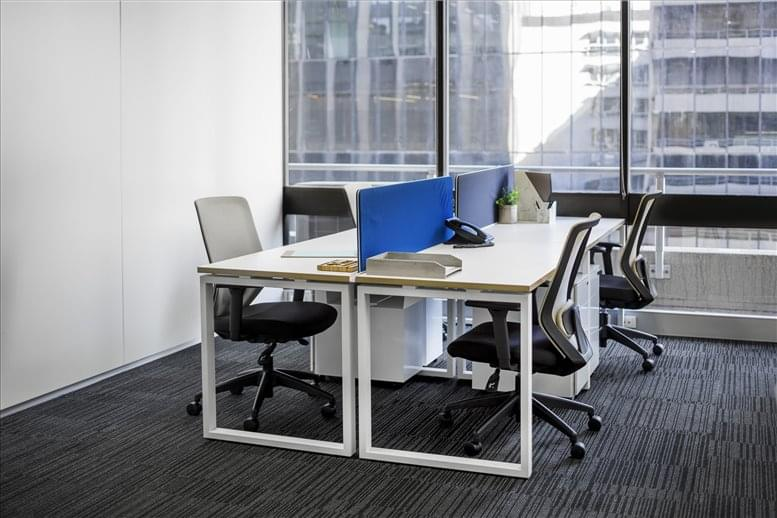 Workspace365 @ 350 Collins Street, Level 8 Office for Rent in Melbourne