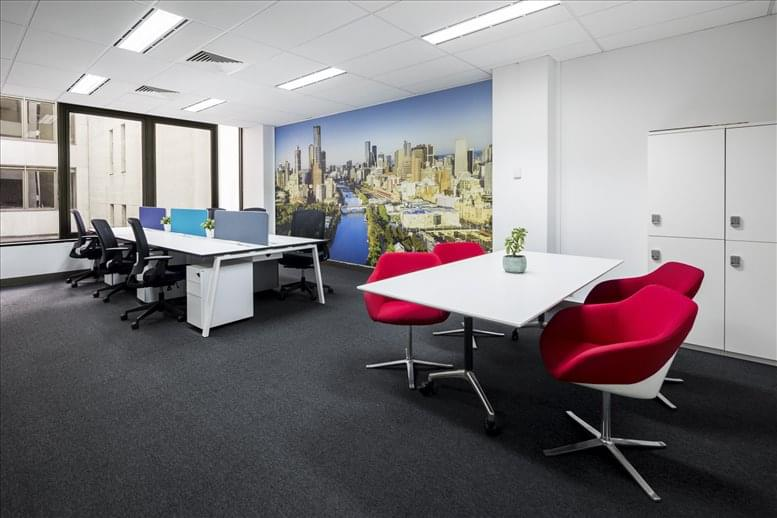 Photo of Office Space available to rent on Workspace365 @ 350 Collins Street, Level 8, Melbourne