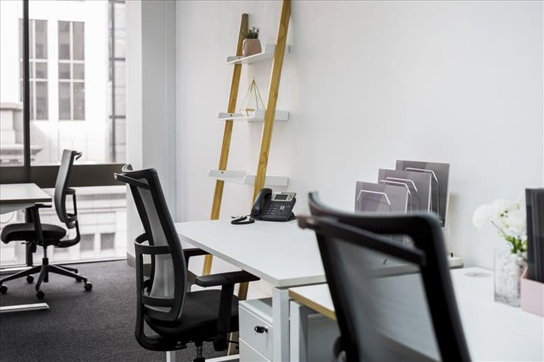 This is a photo of the office space available to rent on Workspace365 @ 350 Collins Street, Level 8