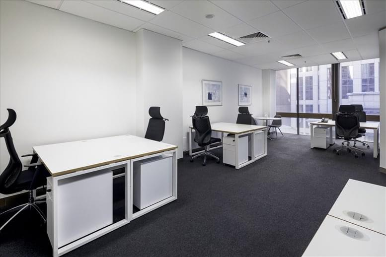 Workspace365 @ 350 Collins Street, Level 8 Office Space - Melbourne