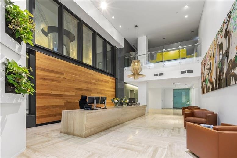 St James Building, 555 Bourke Street, West End Office Space - Melbourne
