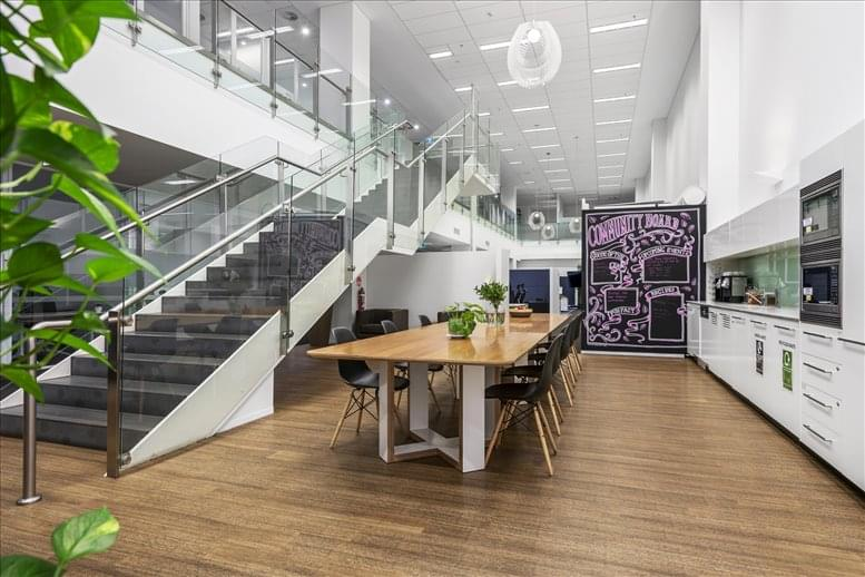 Photo of Office Space on St James Building, 555 Bourke Street, West End Melbourne