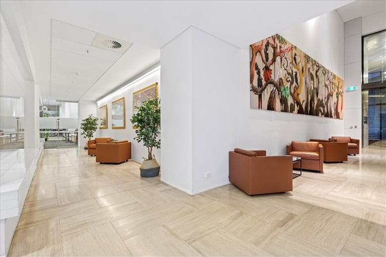 Picture of St James Building, 555 Bourke Street, West End Office Space available in Melbourne