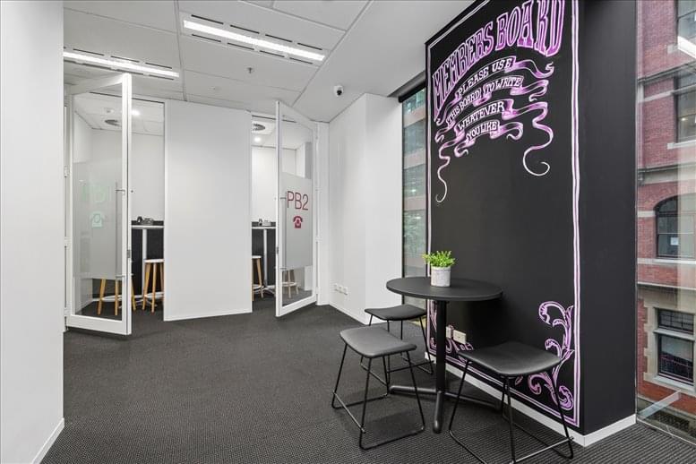 Office for Rent on St James Building, 555 Bourke Street, West End Melbourne