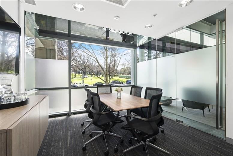 Office for Rent on 485 La Trobe Street Melbourne