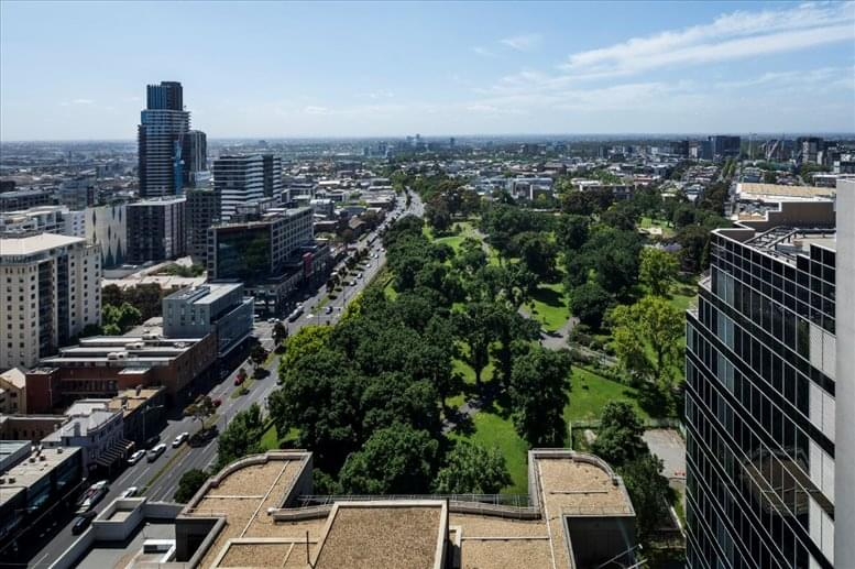 Picture of 485 La Trobe Street Office Space available in Melbourne