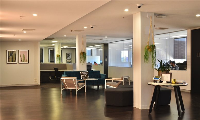 This is a photo of the office space available to rent on 418a Elizabeth Street, Surry Hills