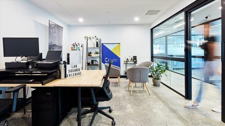 Picture of 310 Edward Street, Brisbane CBD Office Space available in Brisbane