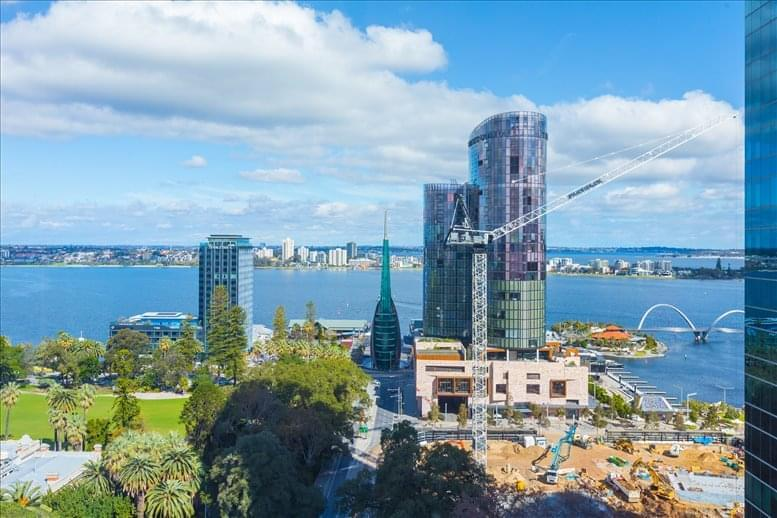 Liberty Executive Offices @ Citibank House, 37 St Georges Terrace, Level 13 Office for Rent in Perth