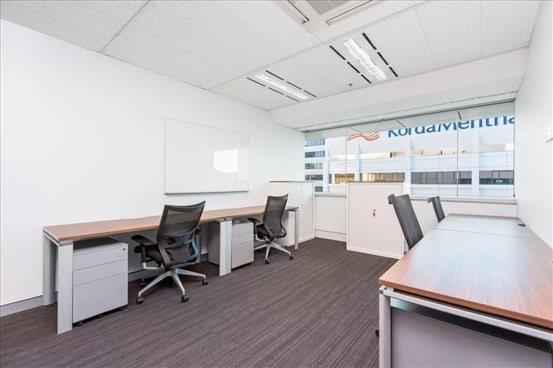 This is a photo of the office space available to rent on Liberty Executive Offices @ Citibank House, 37 St Georges Terrace, Level 13