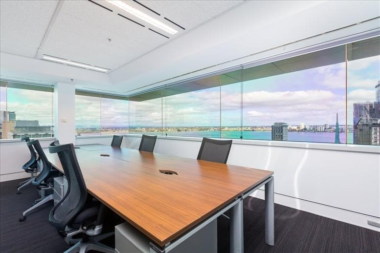 Photo of Office Space available to rent on Liberty Executive Offices @ Citibank House, 37 St Georges Terrace, Level 13, Perth