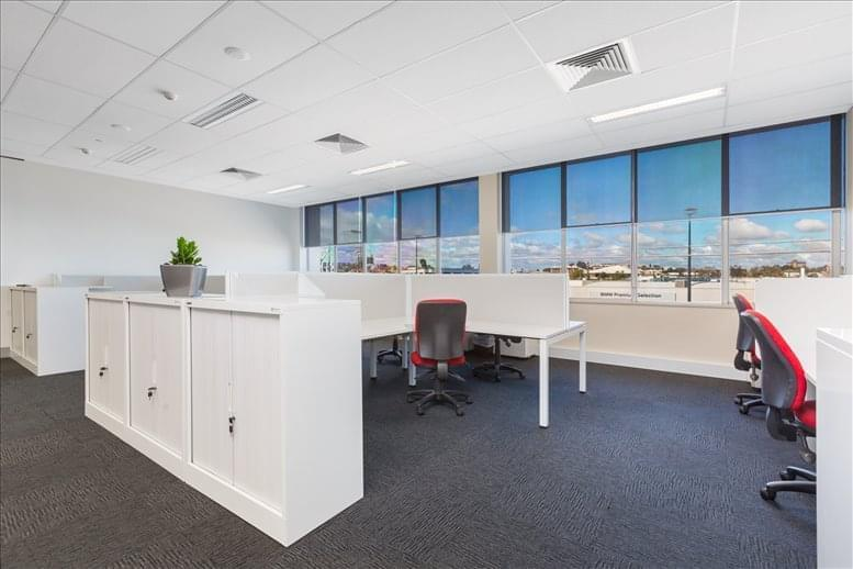 This is a photo of the office space available to rent on 53 Burswood Road, Burswood