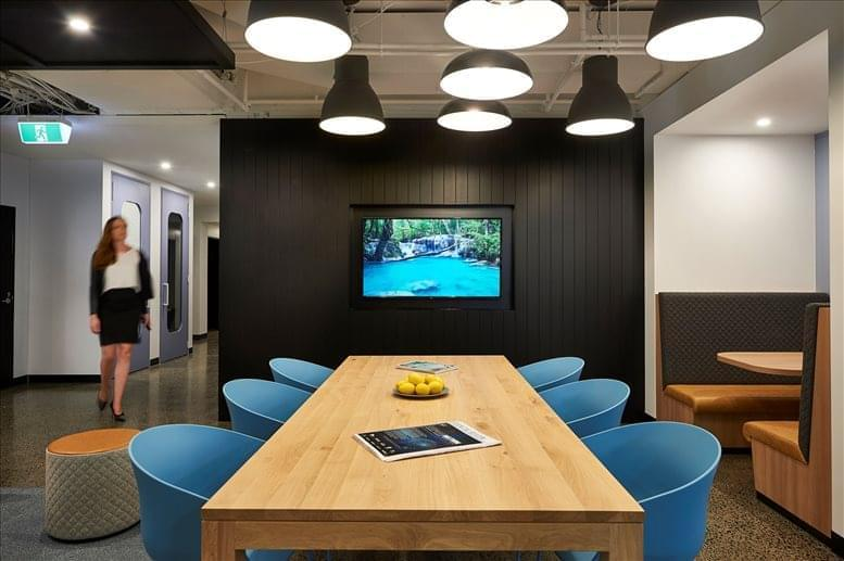 This is a photo of the office space available to rent on 575 Bourke Street, Level 7