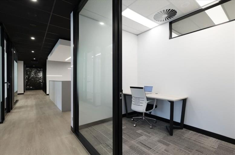 Kings Row Office Park, 52 McDougall Street, Milton Office for Rent in Brisbane