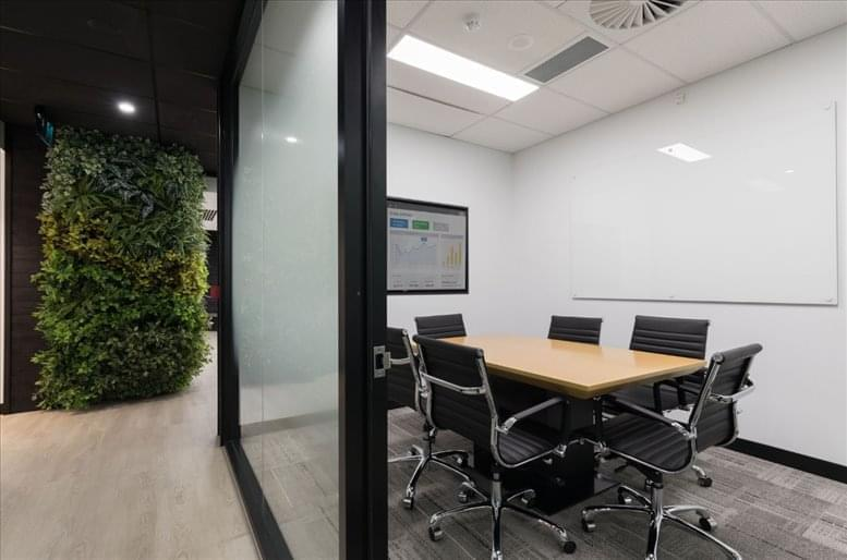 Kings Row Office Park, 52 McDougall Street, Milton Office Space - Brisbane