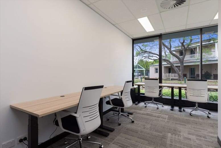 Office for Rent on Kings Row Office Park, 52 McDougall Street, Milton Brisbane