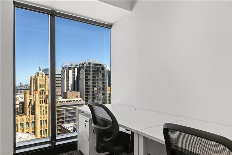 77 King Street Office for Rent in Sydney