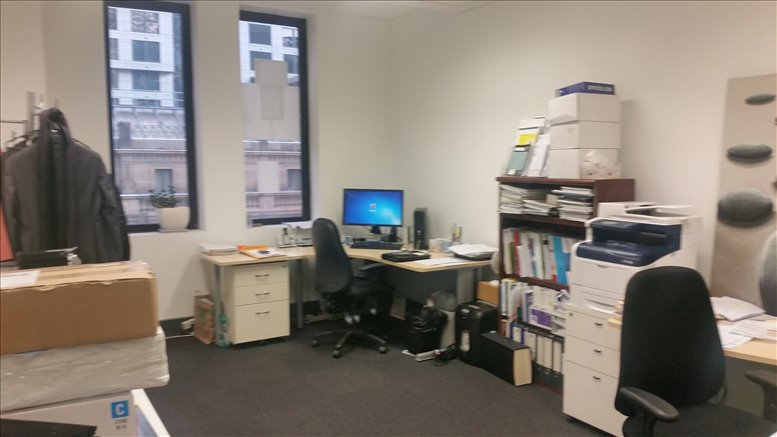Photo of Office Space on Challis House, 4-10 Martin Place Sydney