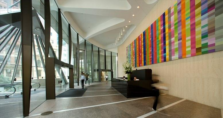 Photo of Office Space available to rent on MLC Centre, 19 Martin Place, Level 23, Sydney