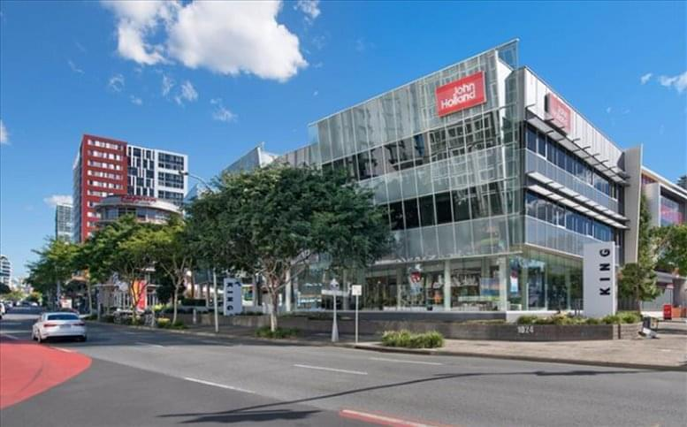 1024 Ann Street, Gasworks Precinct Office Space - Fortitude Valley