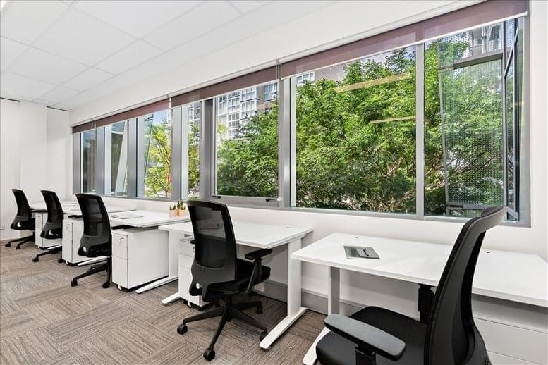 This is a photo of the office space available to rent on 1024 Ann Street, Gasworks Precinct
