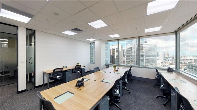 This is a photo of the office space available to rent on Symantec House, Maritime Trade Towers, 207 Kent Street, Level 21